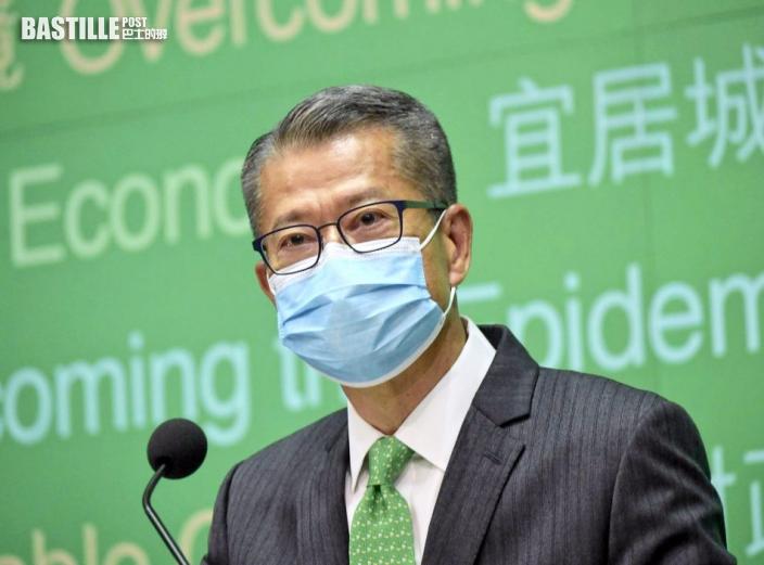 陳茂波:本港有足夠土地 研精簡內部程序助加快釋放