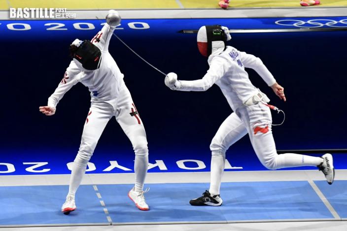 【東京奧運】江旻憓練就秘招 三劍刺大脾攻擊點更廣