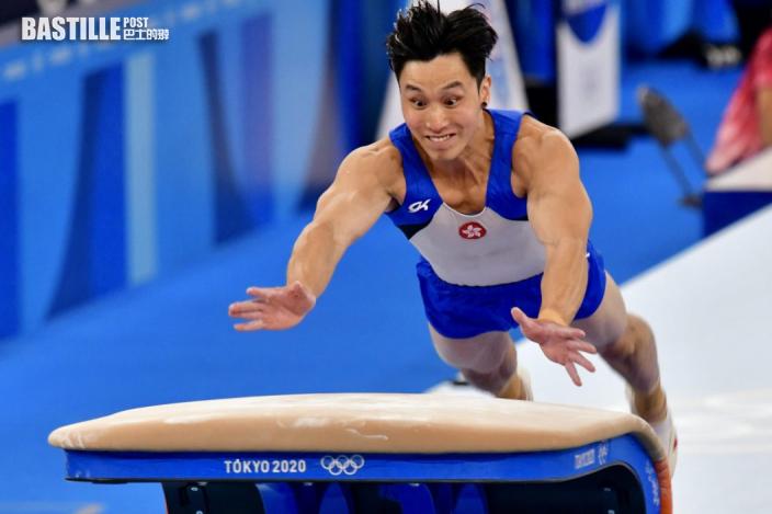 【東京奧運】石偉雄完成預賽兩跳 得分14.274分