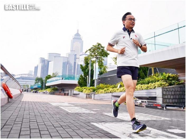 【東京奧運】聶德權貼周末練跑相 為港隊打氣