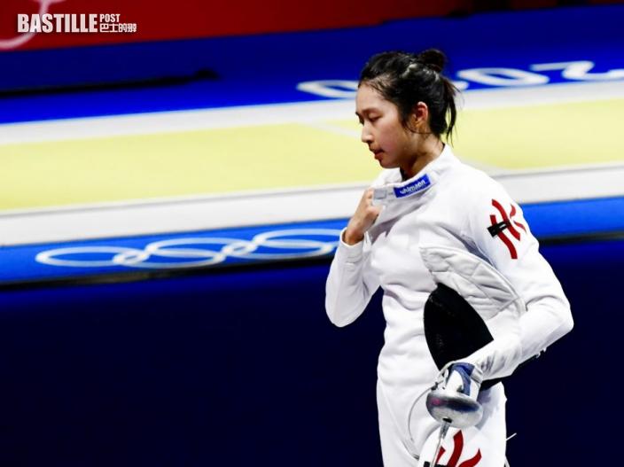 【東京奧運】八強不敵俄國選手 江旻憓:好對唔住大家
