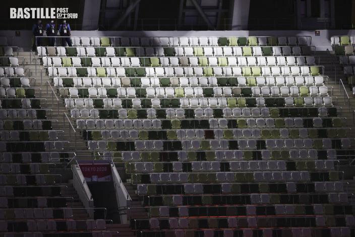 【Juicy叮】東奧開幕禮「零觀眾」望落似爆滿 網民:建築師設計預知有疫情?