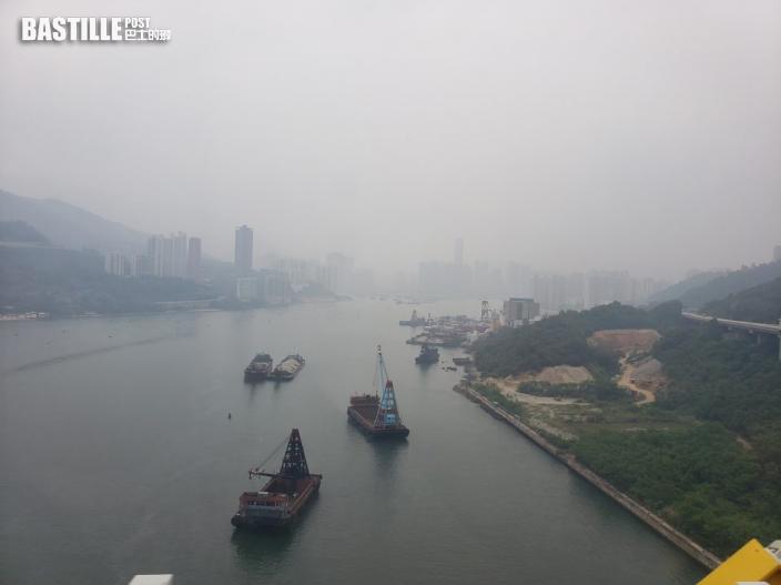 12區空氣污染達高至甚高 環保署料下周才改善
