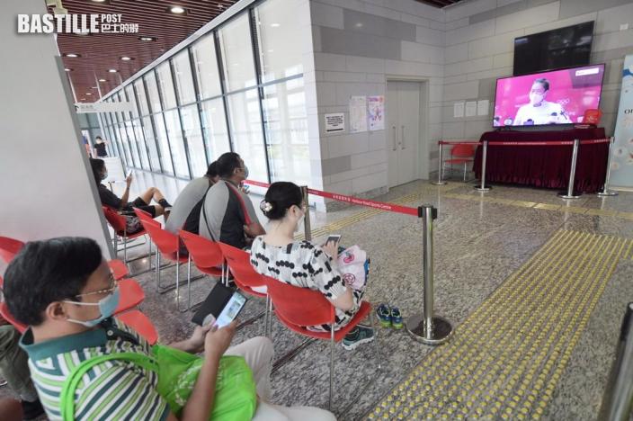 【東京奧運】康文署奧運直播區人流較少 市民傾向留家觀賽