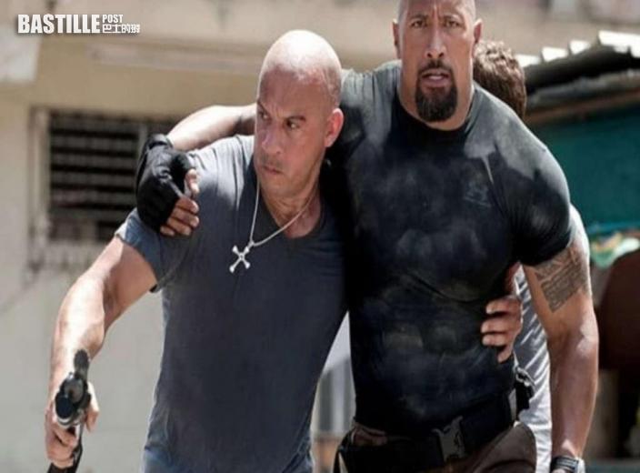 疑因與拍檔雲迪素不和 狄維莊遜表明不再拍《狂野時速》