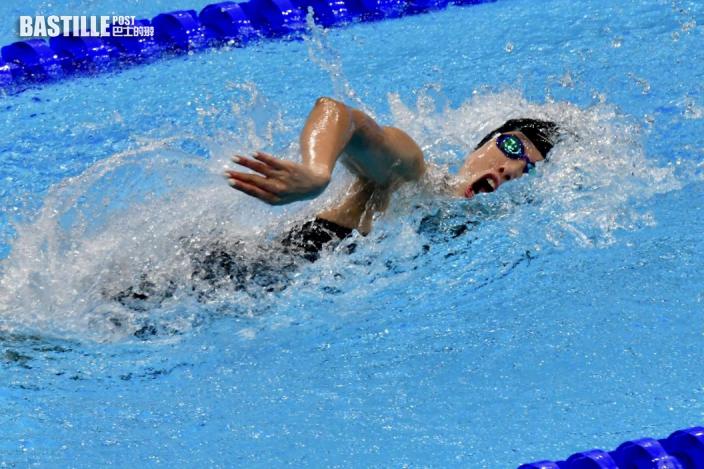 【東京奧運】百米背鎖定一分鐘內歐鎧淳要做實力派