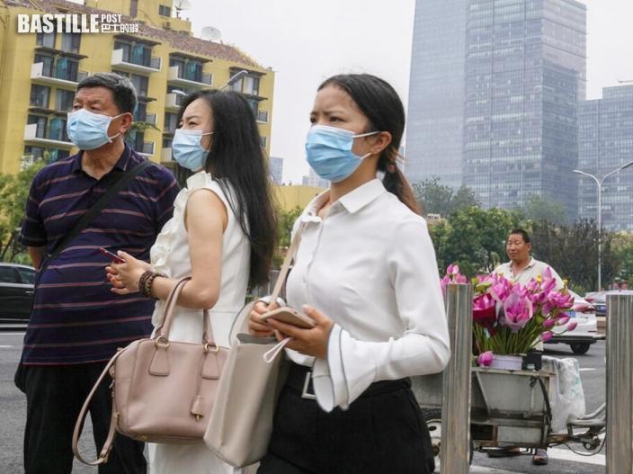 遼寧及雲南錄兩本地感染 瀋陽一大廈列中風險地區