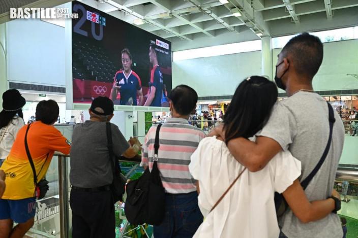 【東京奧運】港隊戰況一覽 乒乓混雙黃杜配8強止步