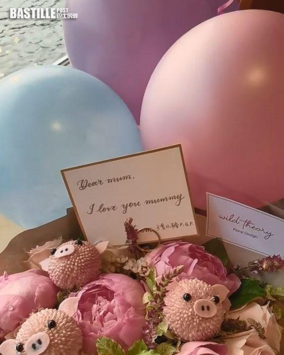 孖女11歲生日出海慶祝 黎姿談當媽感受:學習與耐性