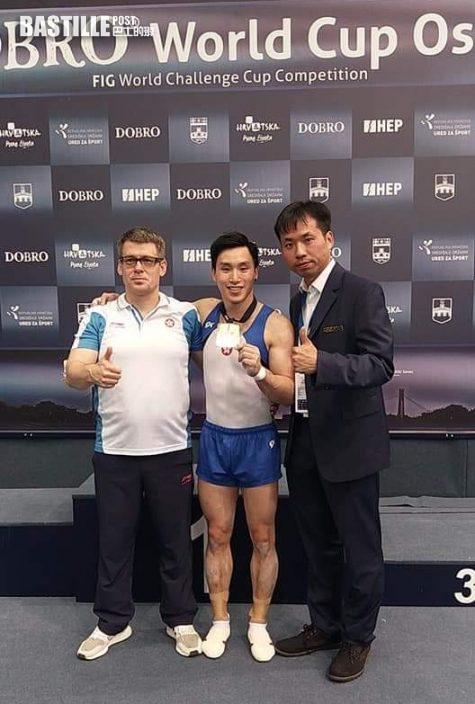 【東京奧運】石偉雄撰文回應失落決賽權 感謝團隊支持盼挑戰巴黎奧運