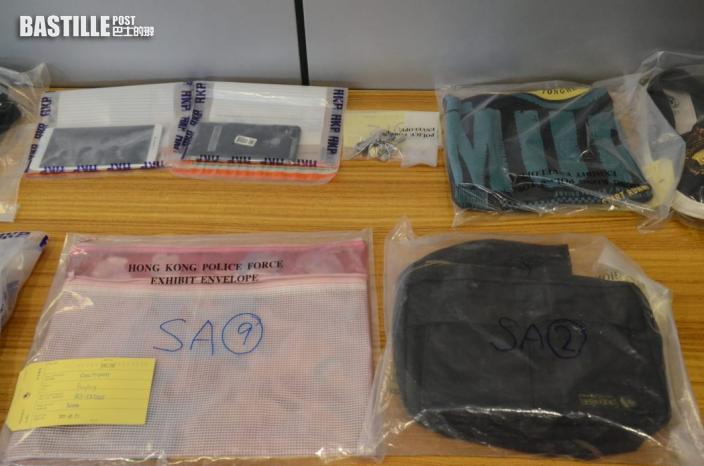 葵涌地產舖遭爆竊失300單位鎖匙 警拘6男女