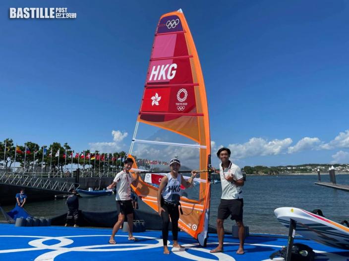 【東京奧運】風帆港將鄭俊樑表現不俗 總排名暫列第八