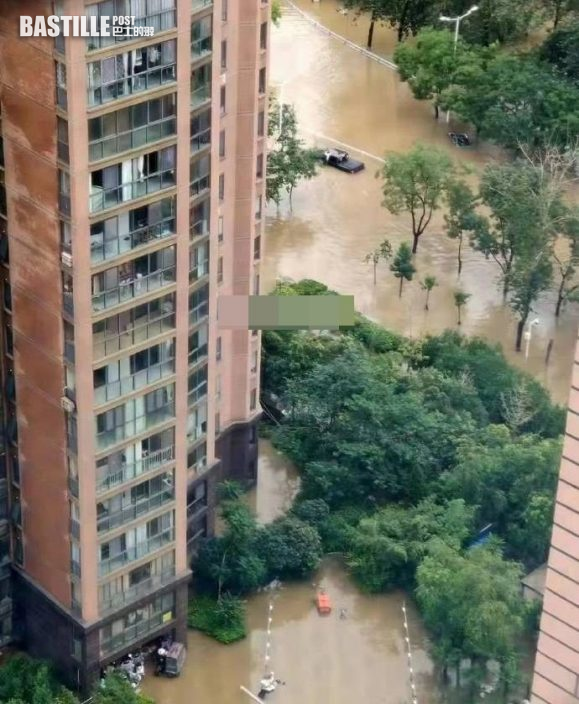 烟花直撲浙江 部分地區停電停水居民網上求救