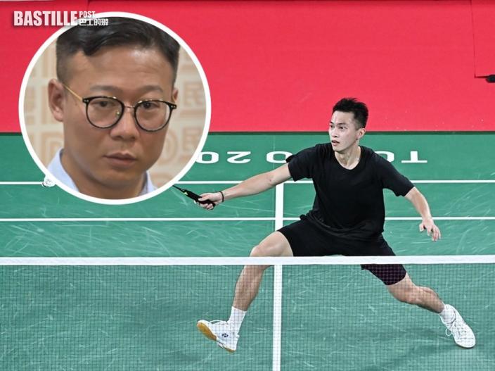【東京奧運】伍家朗不獲贊助 民建聯:羽毛球總會安排欠周全惹誤會