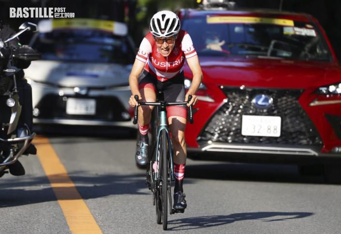 【東京奧運】奧地利女數學博士 贏公路單車賽金牌