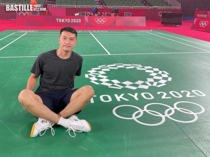 【東京奧運】羽毛球總會承認溝通有誤 已要求贊助商向伍家朗提供出賽球衣