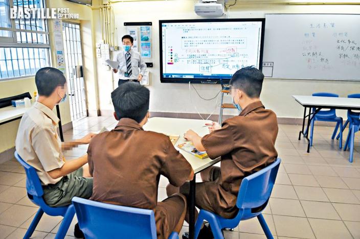 【新聞追擊】在囚青年覺悟前非 文憑試獲19分佳績