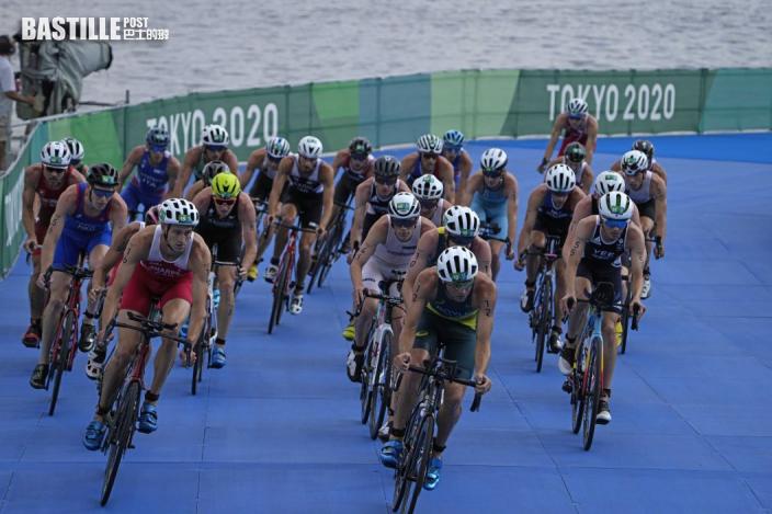 【東京奧運】三鐵港將奧斯卡初戰奧運 排名33創港隊歷史最佳戰績