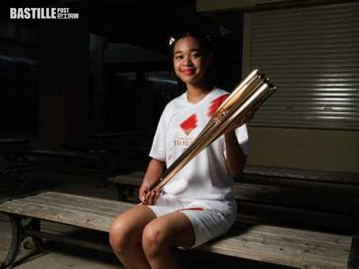 【東京奧運】日少女任火炬手盼外界關懷混血兒