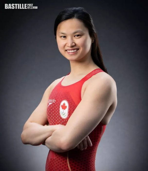 【東京奧運】女子100米蝶泳冠軍麥妮爾為華裔 1歲時被加拿大夫婦收養