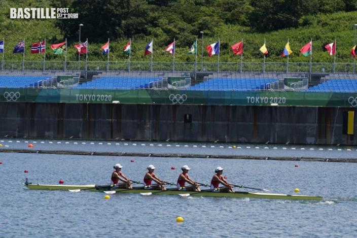 【東京奧運】相關確診再增16宗 荷蘭划船隊全隊隔離