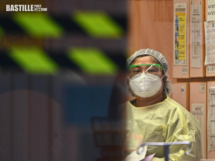醫管局:再多3名確診病人康復 1人情況危殆