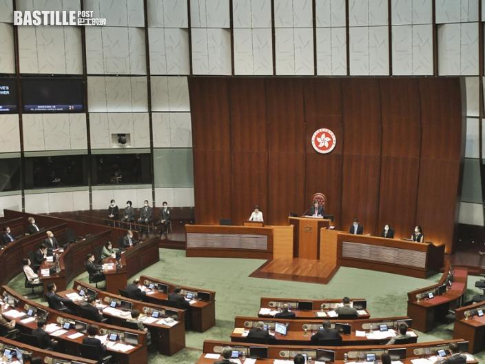 議規會擬提修訂 防內會及財會選主席拉布