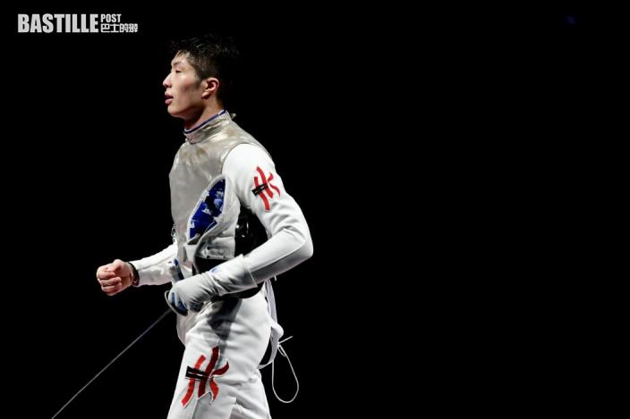 【東奧劍擊】張家朗創造香港奧運歷史 殺敗捷克劍手打入花男決賽