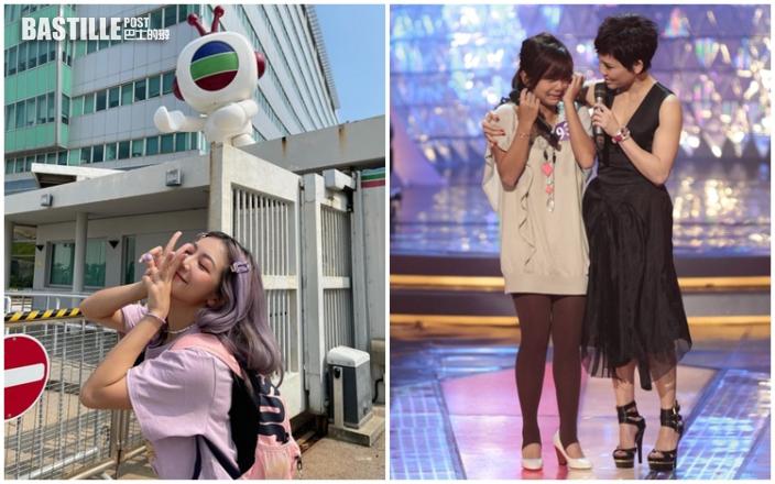 何雁詩宣佈離開TVB:係時候跳出comfort zone去出面學習
