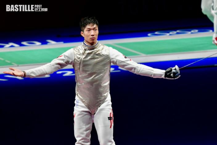 【東奧劍擊】張家朗八點十分出戰男花決賽 對手加羅素為去屆奧運冠軍