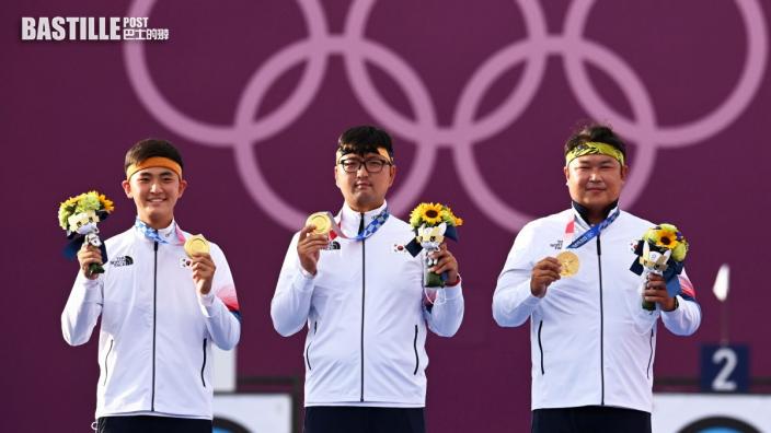【東奧射箭】南韓「夢之隊」再奪一金 男團6:0挫中華台北封王