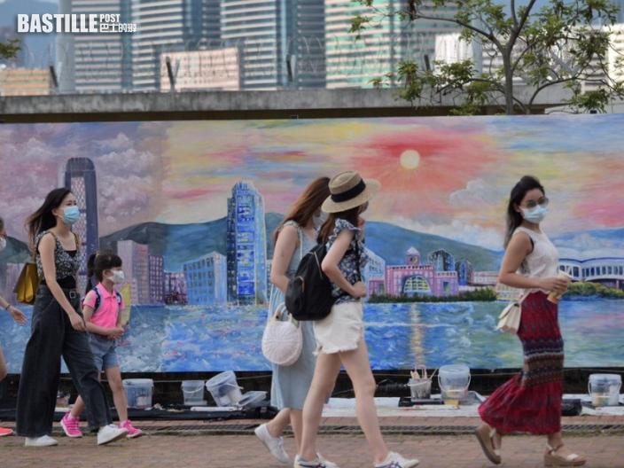 紫荊調查指七成市民對四大願景有信心