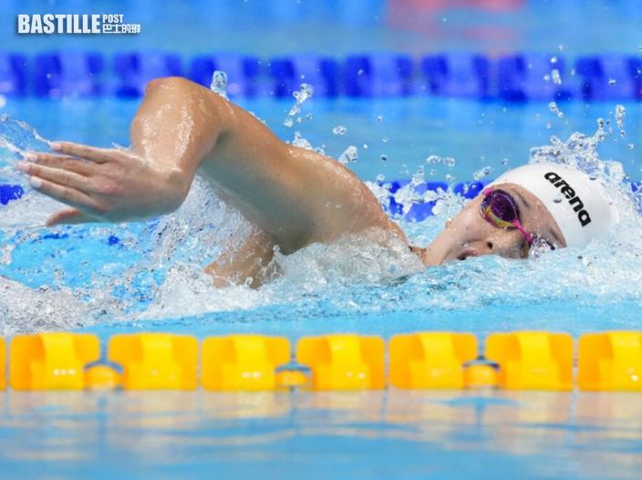 【東京奧運】港隊戰況一覽 何詩蓓晉身200米自由泳決賽