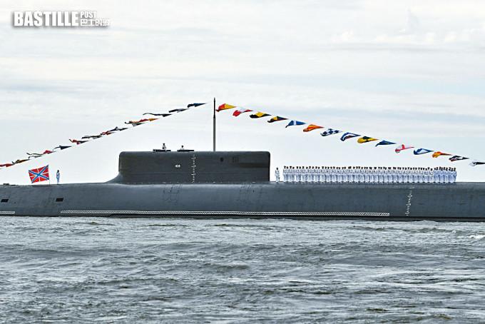 俄總統普京盛讚極音速核武 其他裝備難匹敵
