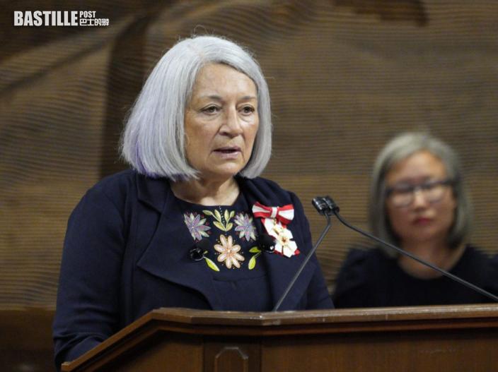 加拿大首位原住民族裔總督正式就任