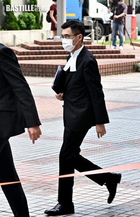 【首宗國安法】唐英傑煽動他人分裂國家及恐怖活動均罪成 押周四求情及判刑