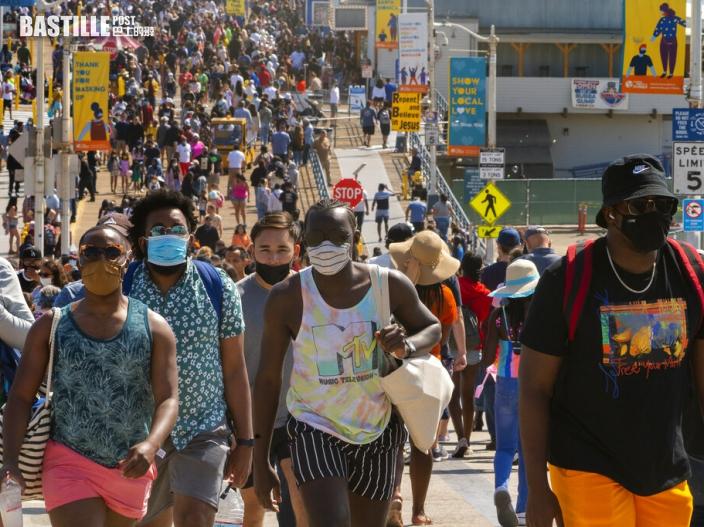 Delta變種病毒肆虐 美國維持現有旅遊禁令