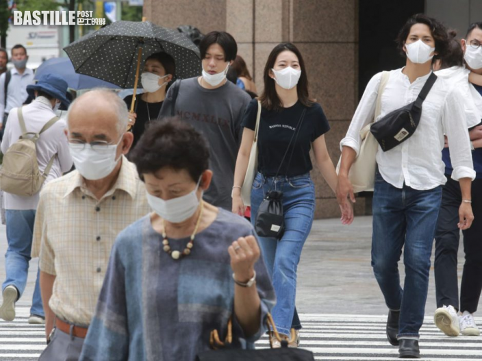 東京單日確診暴增錄2848宗 與奧運相關個案添7宗