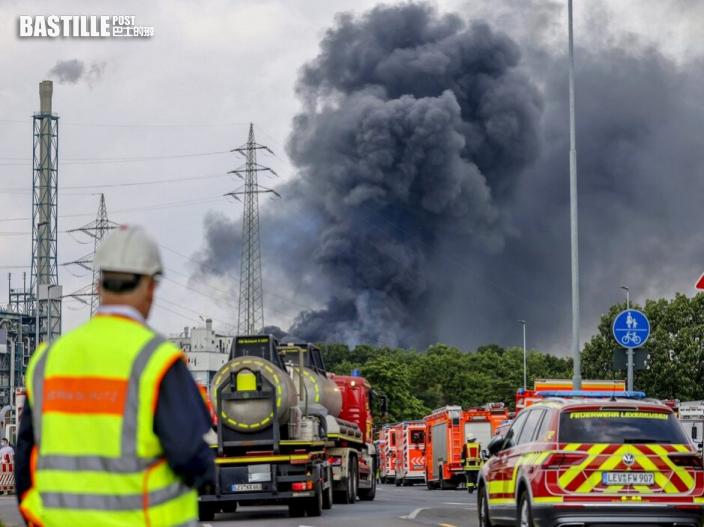 德國勒沃庫森工廠發生爆炸 至少1人死亡4人失蹤