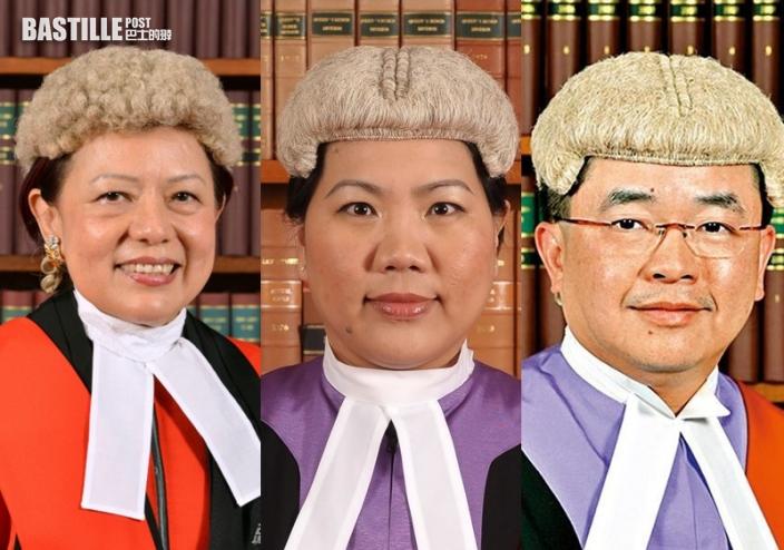【首宗國安法】律政司斥恐嚇法官卑劣 政府必嚴正執法