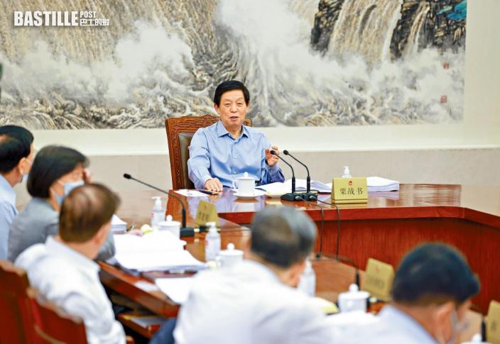 《反制裁法》料納入《基本法》附件三 人大常委會下月中開會議決