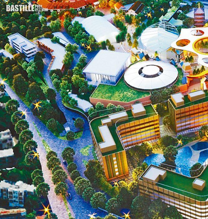 【獨家】海洋公園邀地產商發展園區 60萬呎地建娛樂商業城