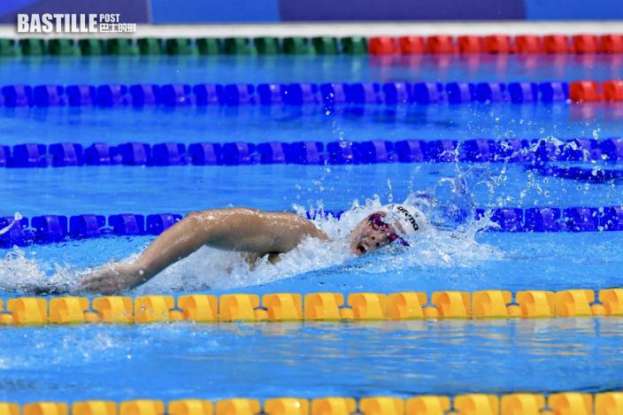【東京奧運】港隊戰況一覽 何詩蓓歷史性奪得首面游泳銀牌