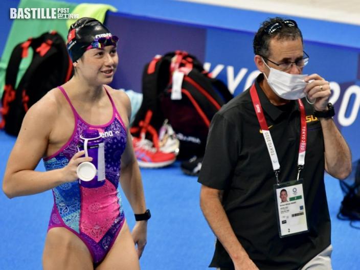 【東奧游泳】何詩蓓教練比索專訓世界泳將  6月來港親身督導