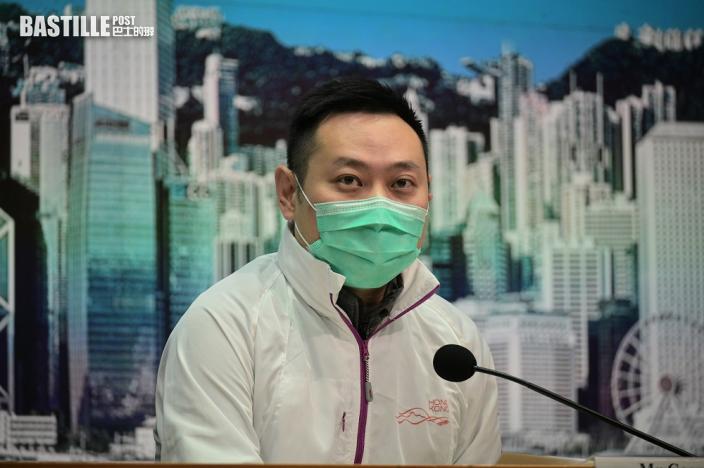 【何詩蓓摘銀】徐英偉稱展示香港運動員風采 令人深感驕傲