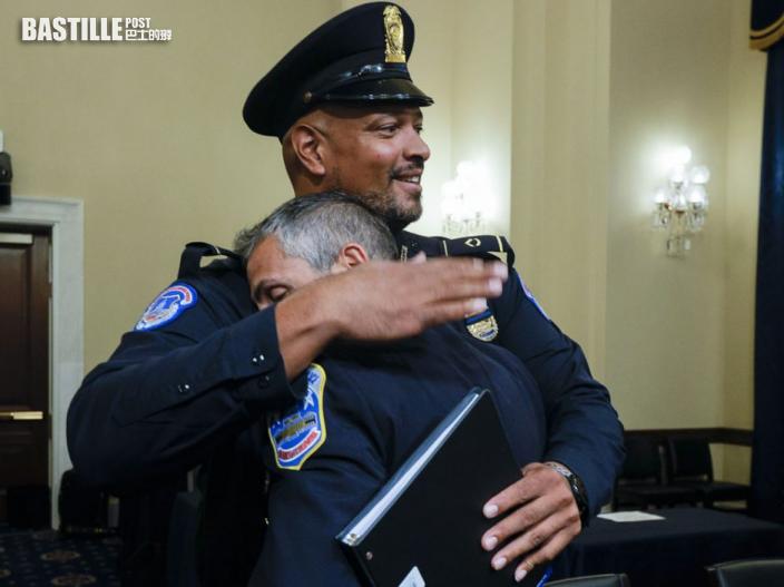 國會衝擊事件首場聽證會 警員哭訴慘痛經歷