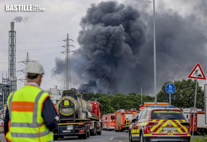 德國化工廠爆炸增至兩死31人傷 仍有多人失蹤