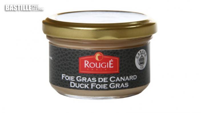 法國進口鴨肝或含玻璃碎片 食安中心下令回收