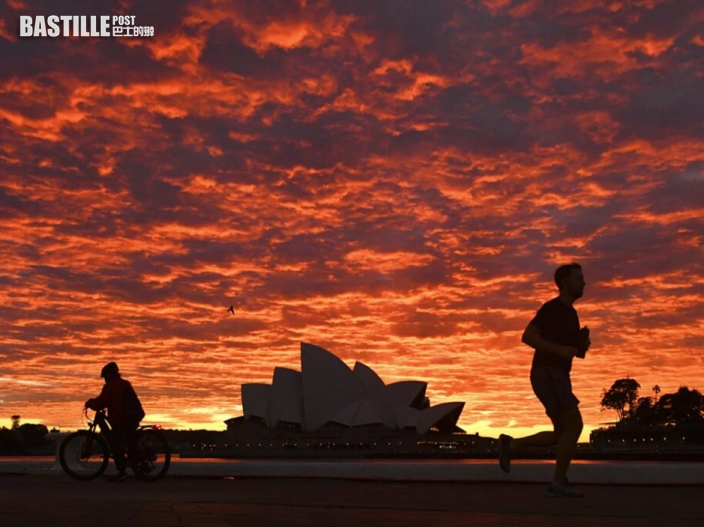 雪梨新冠疫情未扭轉 延長封城一個月