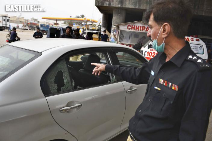 巴基斯坦兩華人遭槍擊外交部:密切關注
